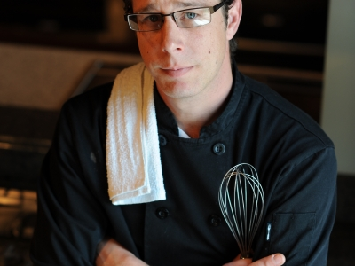 Executive Chef Adam Goetz | Photo: Nancy J. Parisi